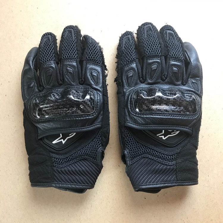 Alpinestars SMX 2 Air Carbon Gloves XL