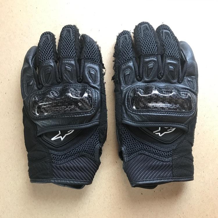Alpinestars SMX 2 Air Carbon Gloves XL