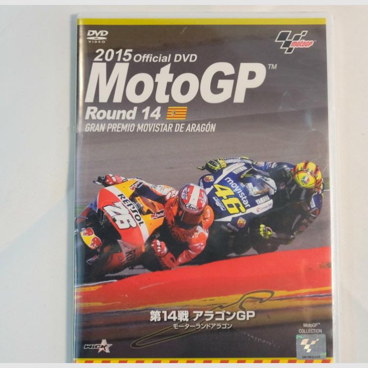 ★40%off!★ 2015MotoGP 公式DVD