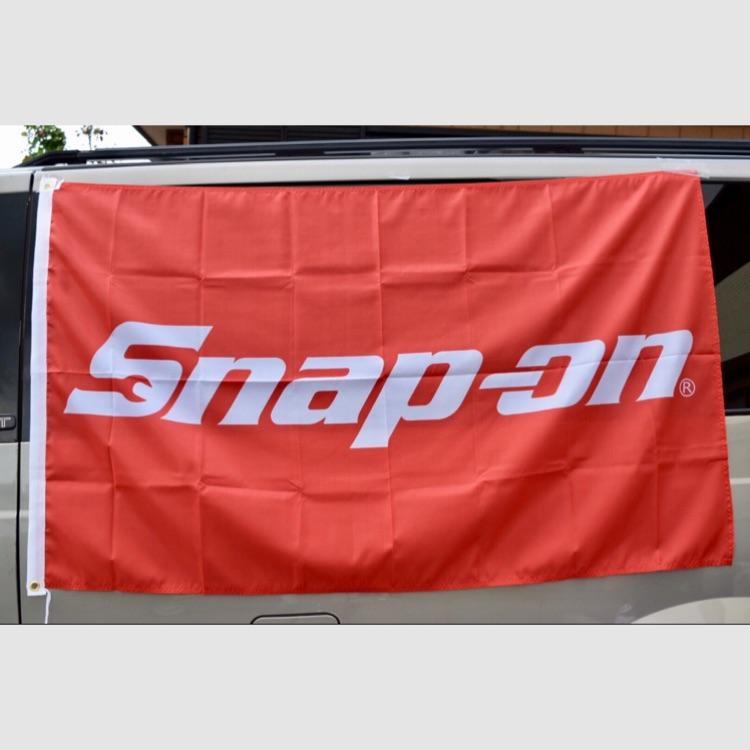 スナップオン snap-on フラッグ アメリカ 入手困難 マックツール