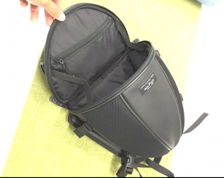 タナックスシートバッグ 7L