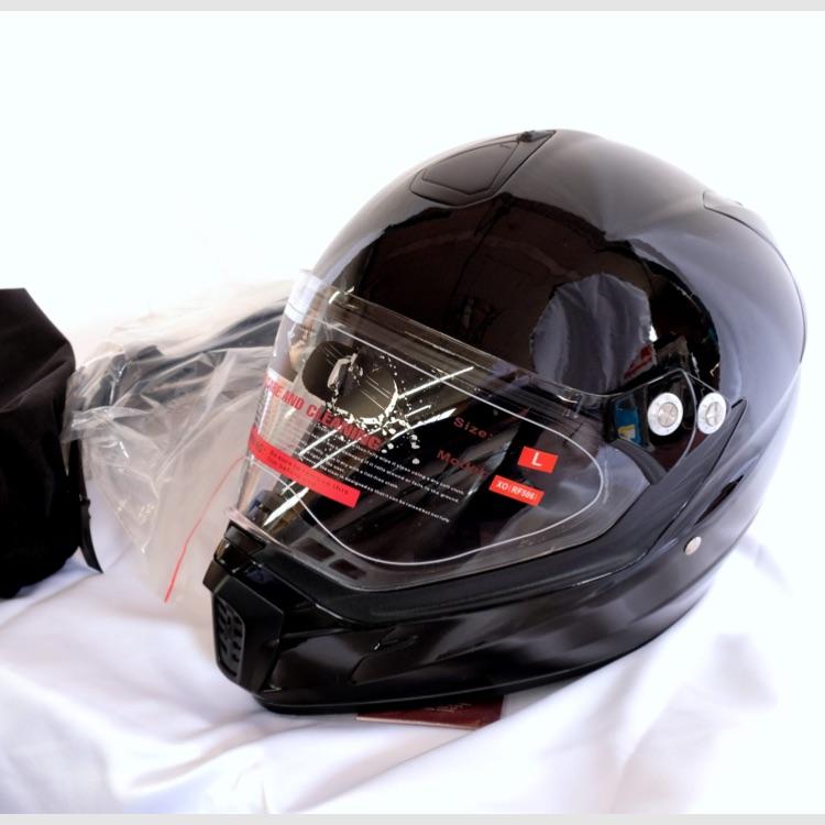 RIDEZ XOヘルメット BLACK 59-60cm