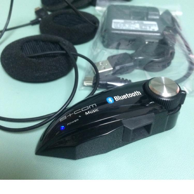 B+COM  MUSIC Bluetooth ビーコム ミュージック