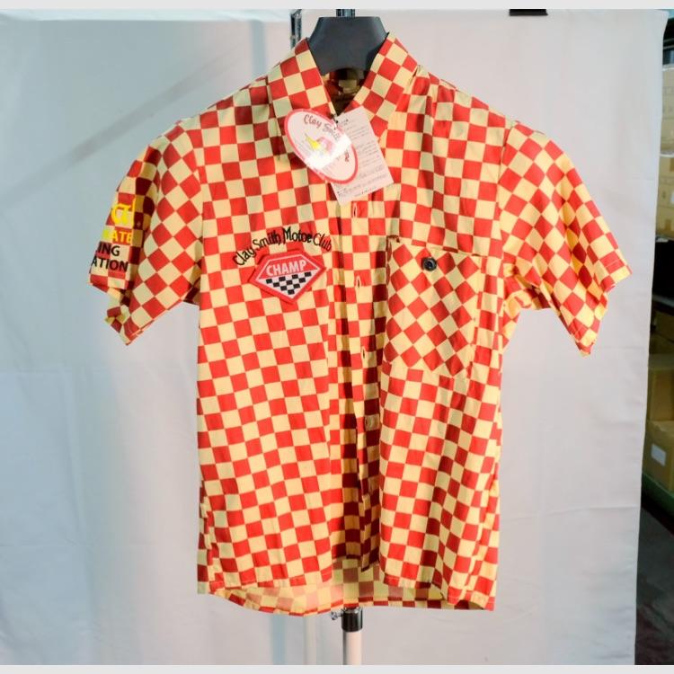 MOONEYES  / チェックシャツ S【20%OFF】