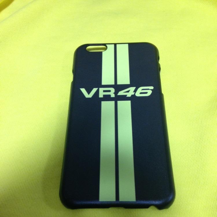 VR46 Iphone6 携帯カバー 送料込みです