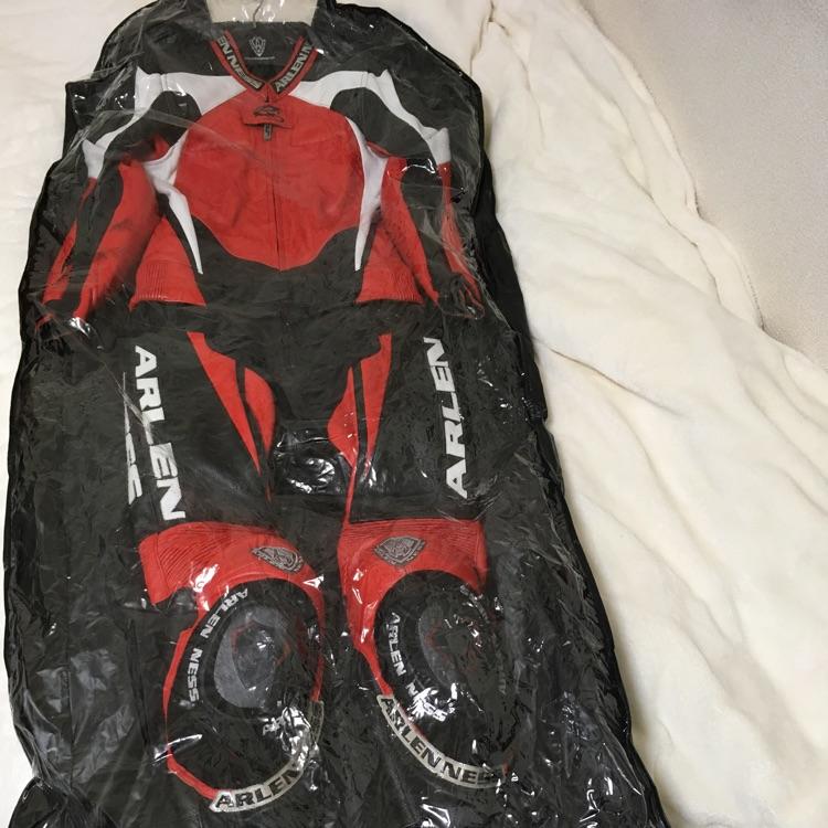 アレンネス レーシングスーツ Sサイズ セパレートタイプ
