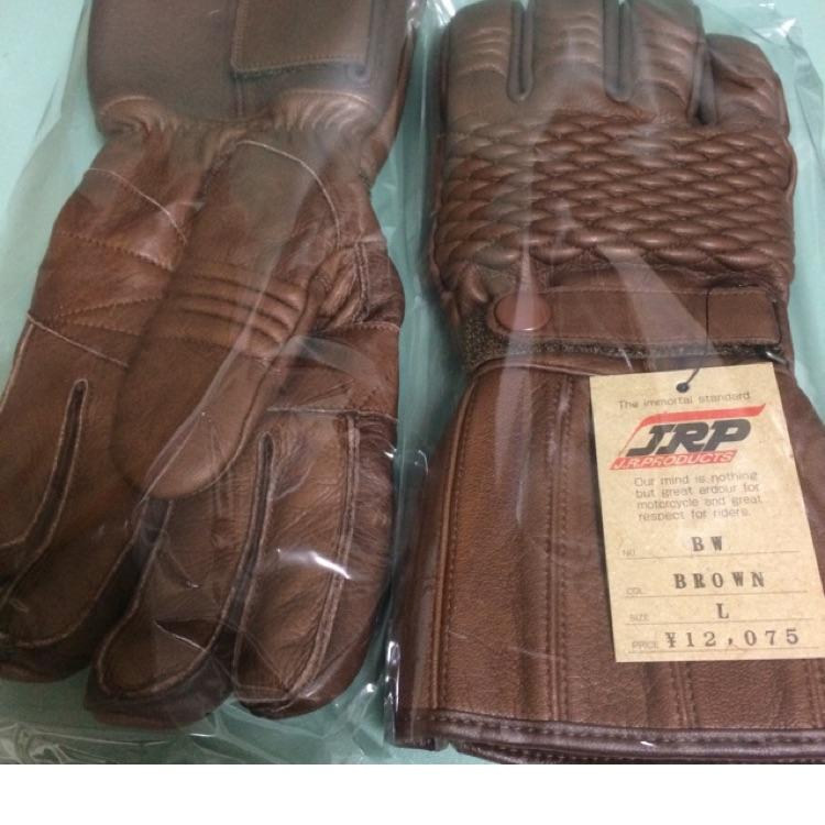 LサイズJRPレザーグローブ 防水加工革手袋