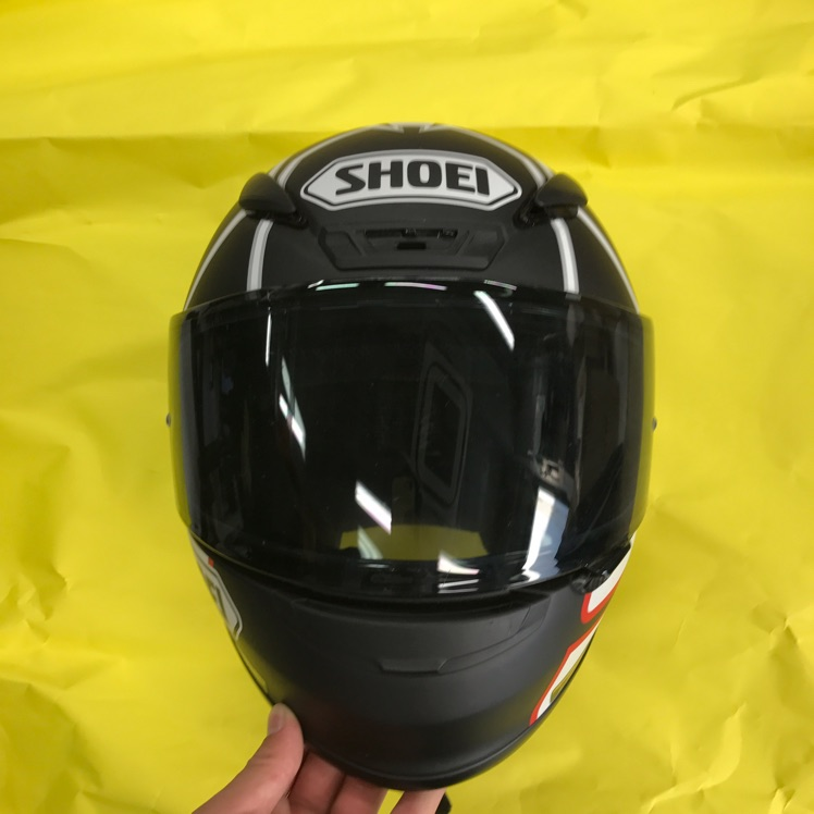 SHOEI Z-7 MARQUEZ BLACK ANT マルケス M 57cm