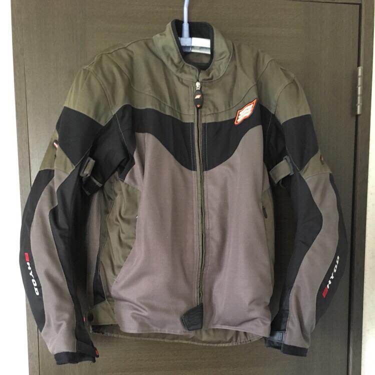 値下げ中 HYOD バイクジャケット
