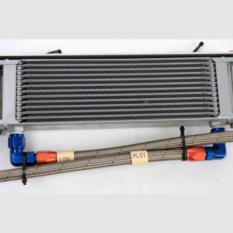 POC214  PLOT オイルクーラーシステムKIT XJR1200/1300 11ー