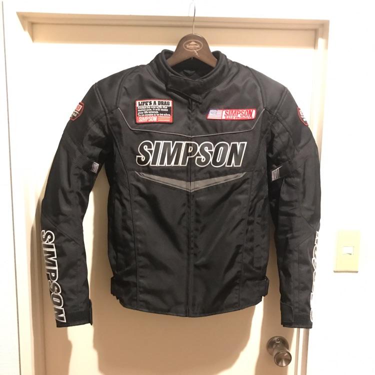 シンプソン ジャケット Mサイズ