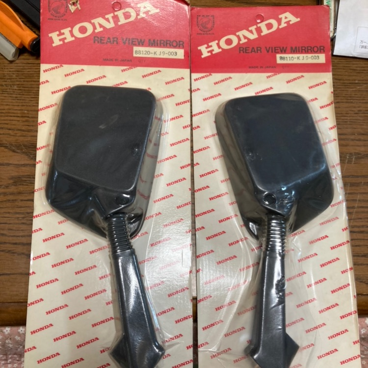 Honda rear view mirror