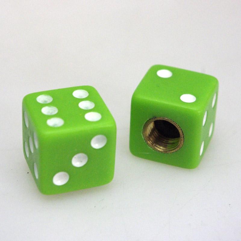 エアバルブキャップ Light Green