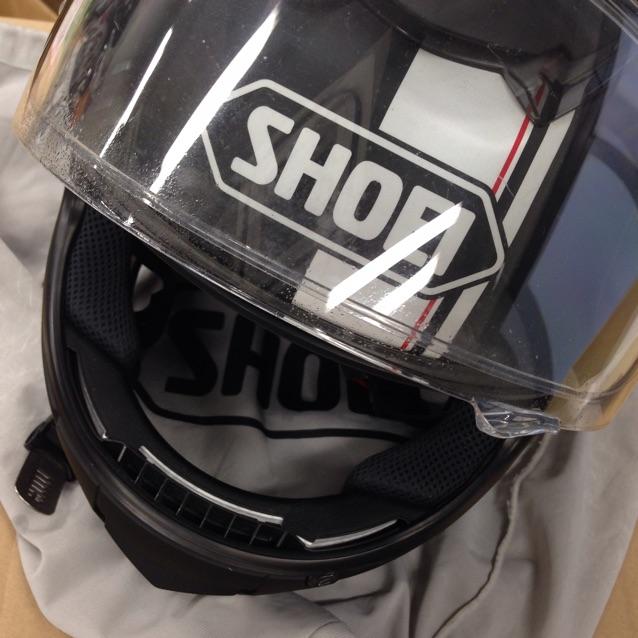SHOEI GT-AirフルフェイスヘルメットLサイズ