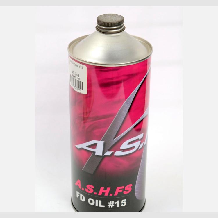 A.S.H. フォークオイル #15 1L