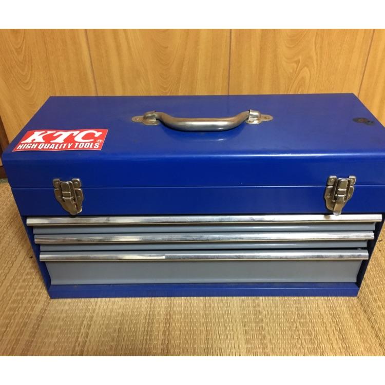 《処分品》KTC YSK-32 工具セット 青色
