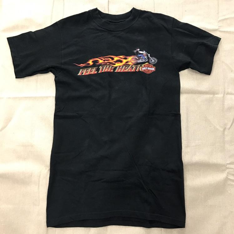 【ライダーさま2枚セット】美品 正規品 ハーレー ダビッドソン Tシャツ S