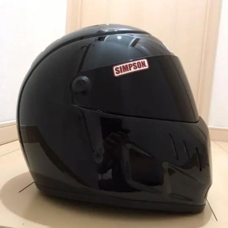 Simpson ヘルメット 未使用